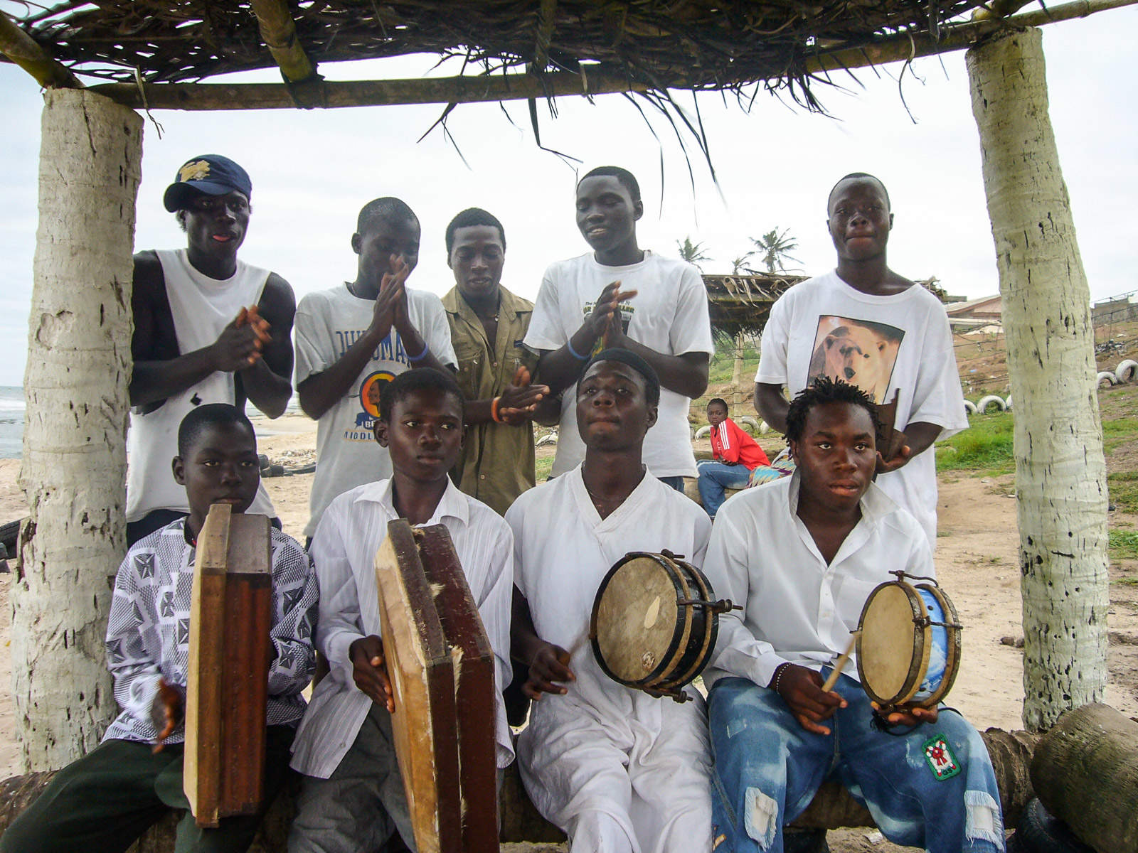 Musical Practices in Ghana