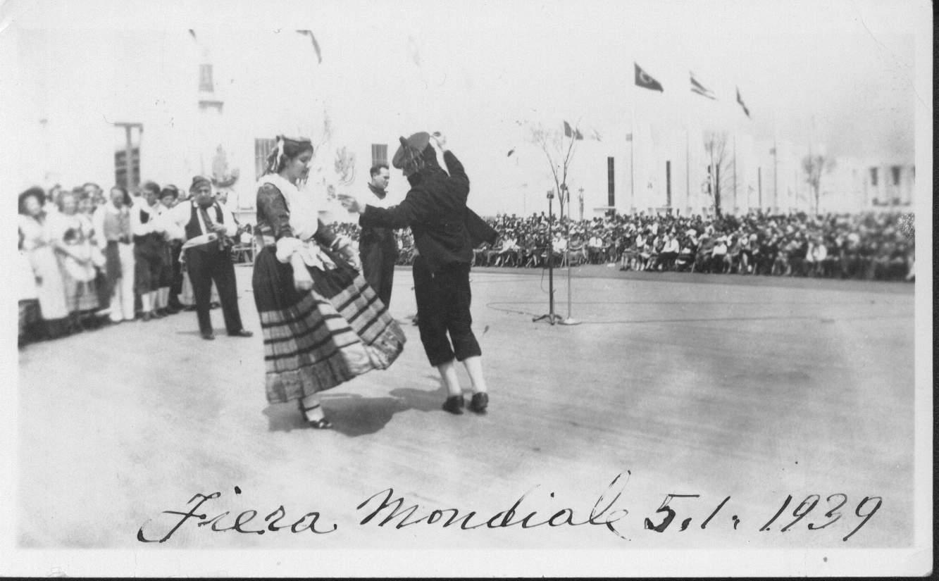 NY, World's Fair, '39